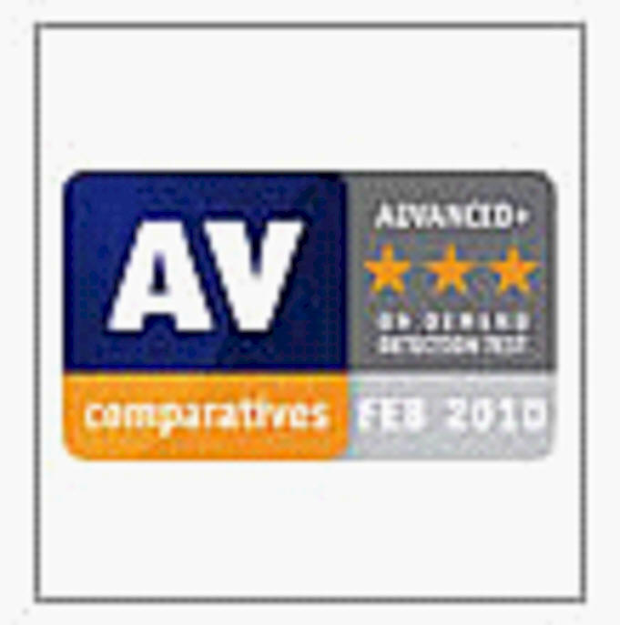 AV Comparitives - Feb. 2010