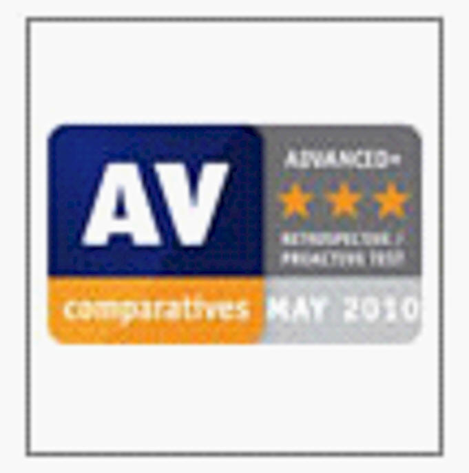 AV Comparitives Mai 2010
